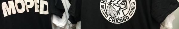 HNR Blackhawks shirt